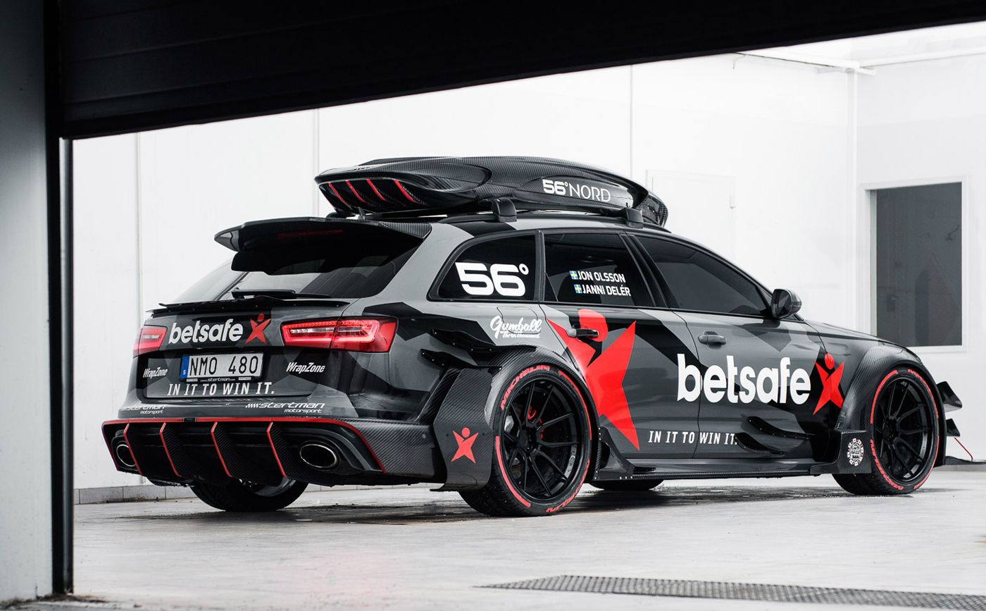 Caresto Audi Rs6 Dtm